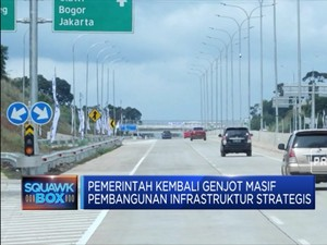 Jokowi Jilid II Kembali Bertabur Proyek Infrastruktur