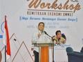 Perkuat Daya Saing Nasional melalui Ekonomi Berkeadilan