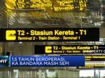 Sepi Penumpang, KA Bandara Obral Tiket Hingga 50%