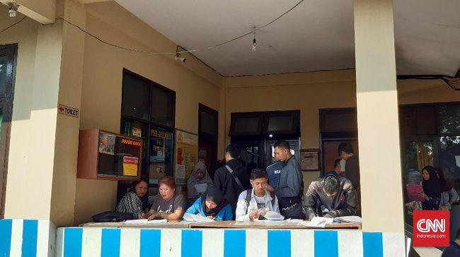 Layanan SIM, BPKB dan SKCK Polres Bogor Ditutup Sementara
