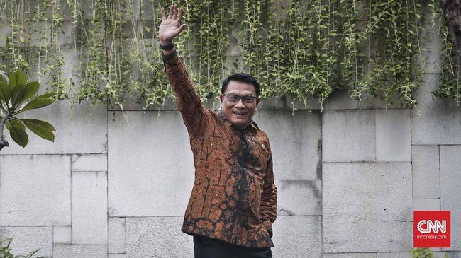 Moeldoko: Kabinet Mungkin Diumumkan Usai Pelantikan Jokowi