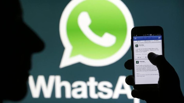 WhatsApp mengklaim kini memiliki 2 miliar pengguna aktif per bulan. WhatsApp menjadi platform media sosial kedua yang mencetak sejarah ini setelah Facebook.