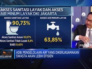 ADB Dorong Penerapkan Teknologi Untuk Jaga ketahanan Air