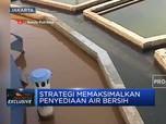 Strategi PAM Jaya Dorong  Kapasitas Air Bersih