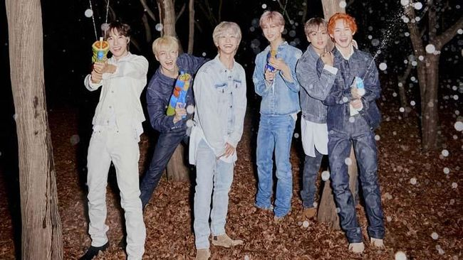 Live Streaming TransTV Konser NCT Dream di Korean Wave 2019