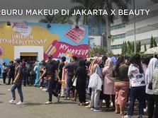 Hai Makeup Lover! Yuk Berburu di Jakarta X Beauty 2019