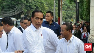 Jokowi Tegaskan Islam di Indonesia Toleran dan Moderat
