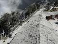 Abu Vulkanis Tangkuban Parahu Tak Ganggu Penerbangan