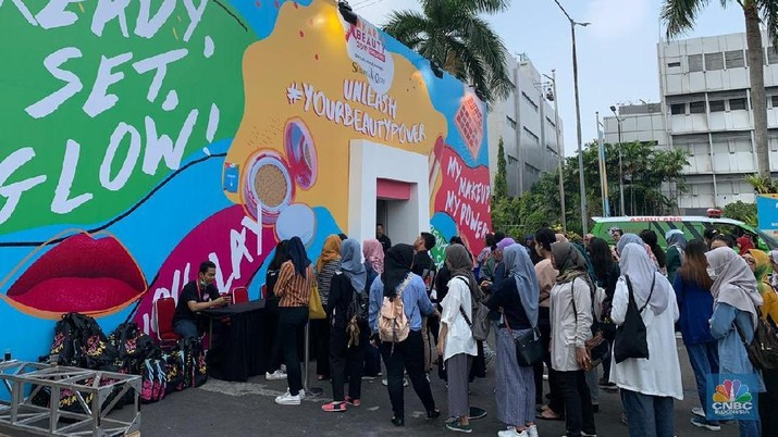 Hey Ladies! Jakarta X Beauty Tebar Diskon