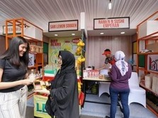 RKB BNI Fest, Akhir Pekan Seru di Halal Park