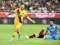 Barcelona Kalahkan Vissel Kobe 2-0