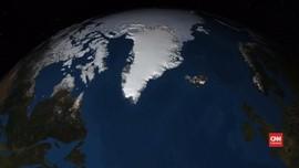 VIDEO: PBB Khawatir Gelombang Panas Cairkan Es di Greenland
