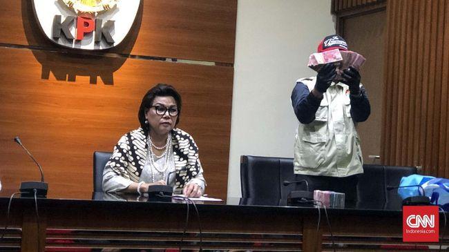 KPK Tetapkan Direktur Keuangan AP II Jadi Tersangka Suap