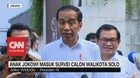 VIDEO: Anak Jokowi Masuk Survei Calon Walkot Solo