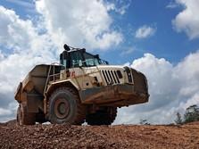 PT Timah Siapkan Pabrik Olahan 'Tanah Jarang'