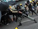 Pemerintah Enggan Selidiki Bentrokan Demo Hong Kong, Ada Apa?
