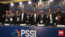 Debat Calon Ketua PSSI Digelar 31 Oktober