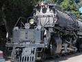 Kereta Uap Terbesar di Dunia Kembali Beroperasi