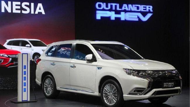 Start Now Project Bersama Mitsubishi Outlander PHEV