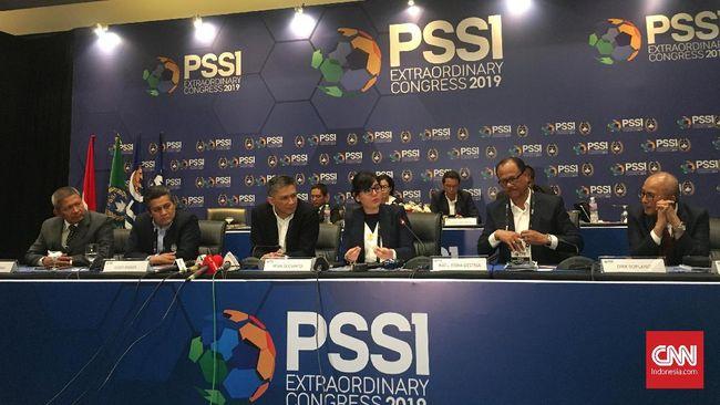 Soal Kongres, Pemerintah Minta PSSI Ikut Arahan FIFA