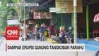 VIDEO: Dampak Erupsi Gunung Tangkuban Parahu
