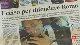 VIDEO: Bunuh Polisi Roma, Dua Remaja AS Ditangkap