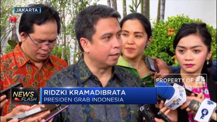Nadiem Makarim Jadi Menteri Jokowi, Apa Kata Bos Grab?