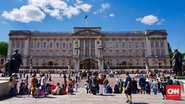 Ratu Inggris Sedang Liburan, Buckingham Dibuka untuk Turis