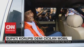 VIDEO: Bupati Korupsi Demi Cicilan Mobil