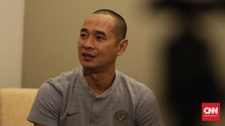 Kurniawan Resmi Latih Klub Malaysia Sabah FA