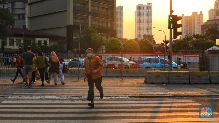 Berdasarkan data Air Quality Index (AQI) beberapa bulan terakhir, kondisi kualitas udara di kota Jakarta dikategorikan tidak sehat.