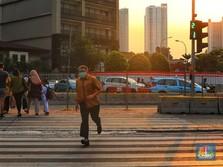 Jakarta Terpolusi di Dunia, Dokter Paru Ungkap Efek Buruknya