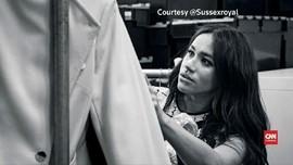 VIDEO: Meghan Markle Habiskan 7 Bulan Sunting 'Vogue' Inggris