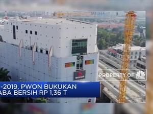 H1-2019, PWON Bukukan Laba Bersih Rp 1,36 T