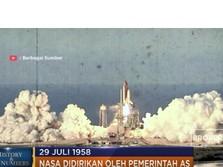 29 Juli 1958 NASA Didirikan Oleh Pemerintah AS