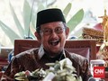 Jokowi: Habibie Negarawan yang Patut Jadi Teladan