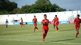 Hasil Piala AFF: Timnas Indonesia U-15 Kalahkan Filipina 4-0