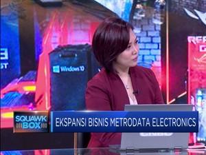 Metrodata Maksimalkan Capex Untuk Aset Rental