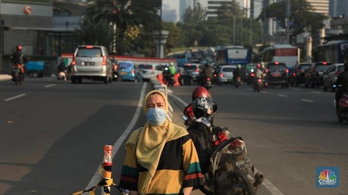 Pagi ini, Jakarta Runner-Up Kota Paling Berpolusi di Dunia