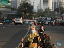 Anies Pamer Langit Biru Tapi Udara Jakarta Terburuk di Dunia!