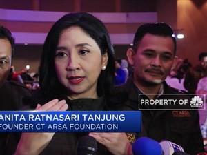 CT Arsa Genjot Kualitas Pendidikan Indonesia