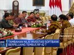 Tambahan Investasi Softbank Tembus Rp 42 T