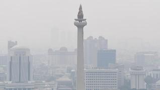 Bahaya Polusi Udara Sama dengan Merokok Sebungkus Setiap Hari