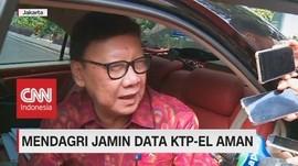 VIDEO: Mendagri Jamin Data KTP-ELektronik Aman