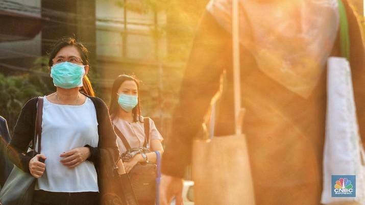 Presiden Joko Widodo (Jokowi) akhirnya angkat bicara mengenai buruknya kualitas udara di Jakarta