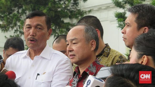 Kejar Unicorn Kelima, SoftBank Investasi Grab Indonesia Rp28T