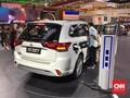 Mitsubishi Minta Anies Bebaskan Pajak Mobil 'Plug-in Hybrid'