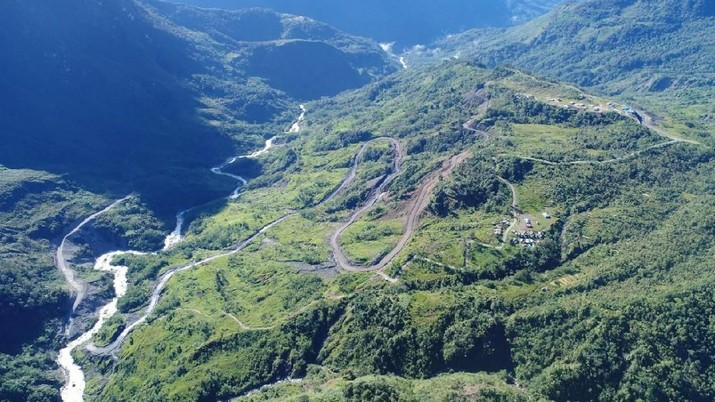 Jokowi Kaget Lihat Infrastruktur di Papua 5 Tahun Lalu