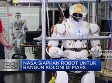 Ini Dia, Robot NASA Penjelajah Mars