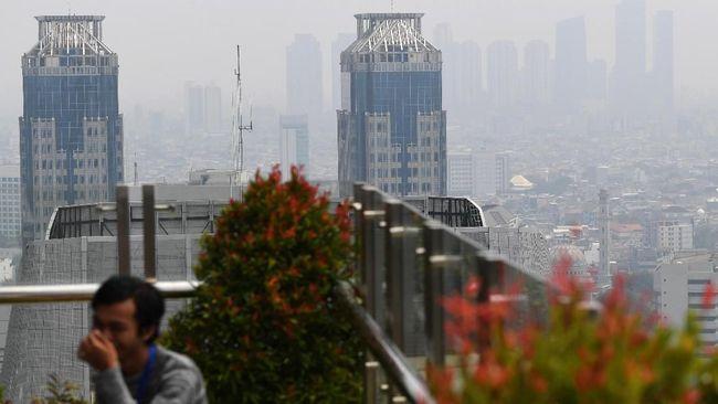 Polusi Udara Jakarta Bisa Picu Risiko Penyakit Jantung